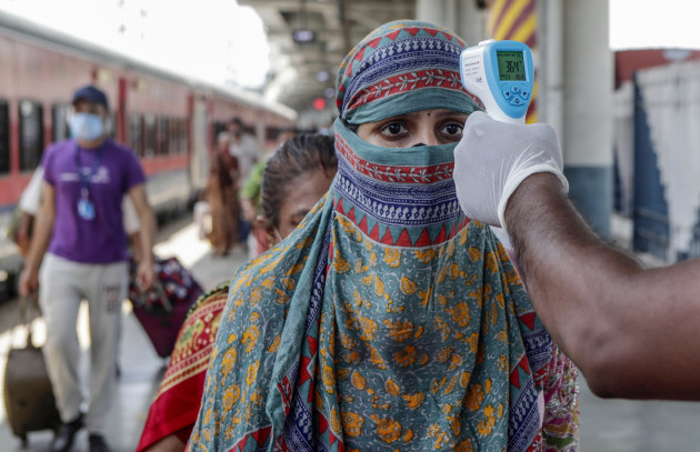 Wabah virus di India