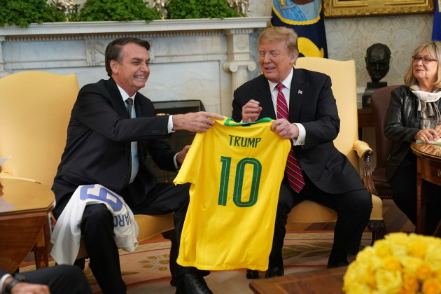 trump-meets-with-president-jair-bolsonaro-of-brazil