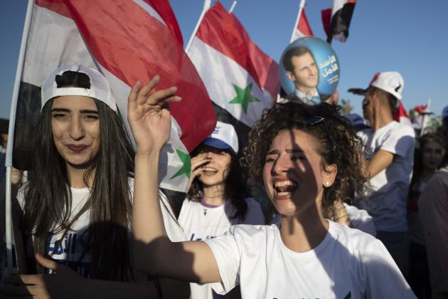 syria-presidential-election