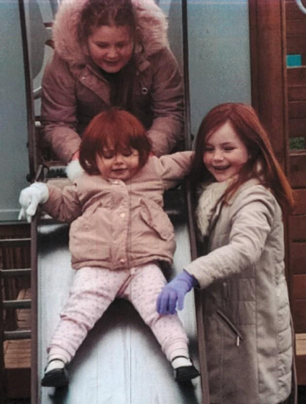 Photo of Helen, Ann & Margaret.