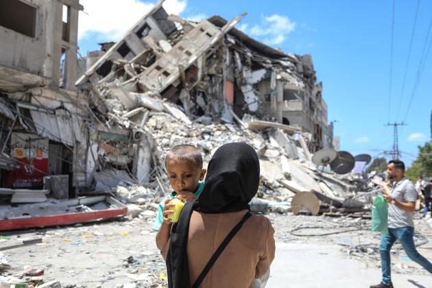 daily-life-in-gaza-palestine-22-may-2021