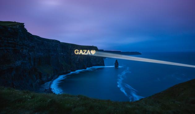 Gaza Cliffs Gavin Gallagher  Photographer -no-repro-fee-irelandtogaza.com