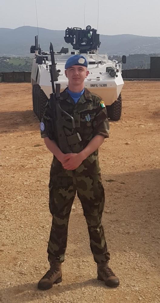 Trooper Conor Nolan-Kelly