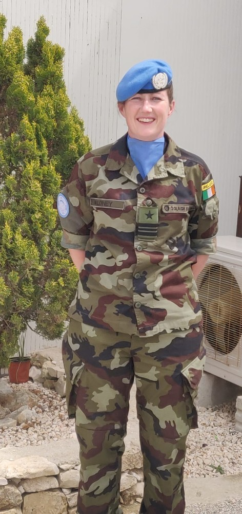 Lieutenant Commander Nessa Maloney 1