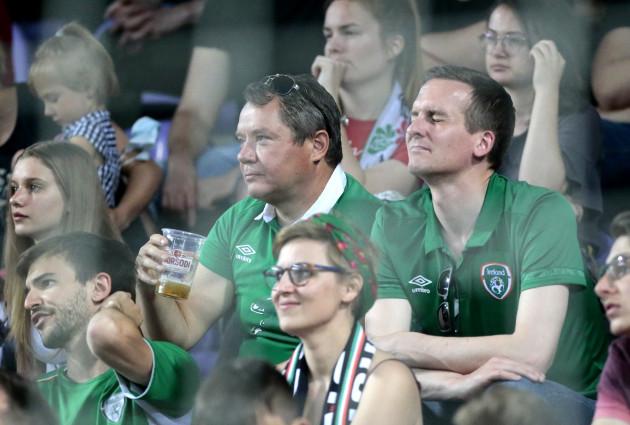 hungary-v-republic-of-ireland-international-friendly-szusza-ferenc-stadium