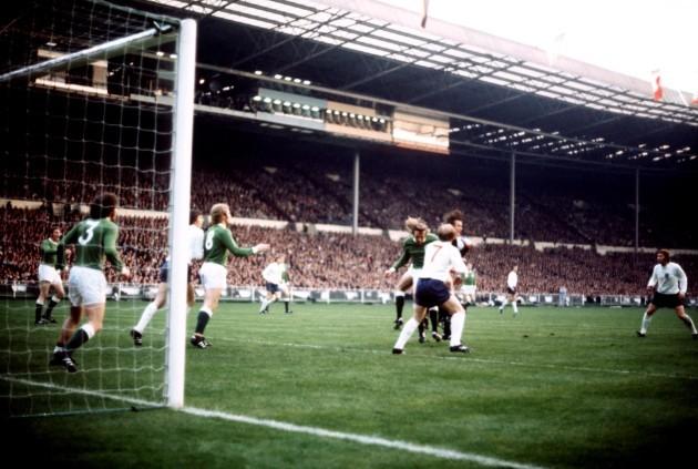 soccer-european-championship-quarter-final-first-leg-england-v-west-germany