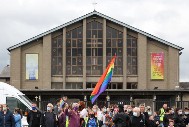 Ballyfermot Pride Vigil 011