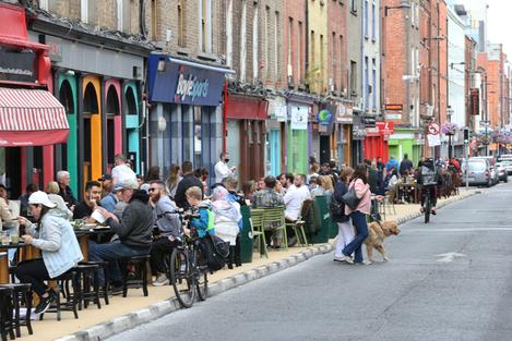 OUTDOOR DINING DUBLIN AM4Z8233