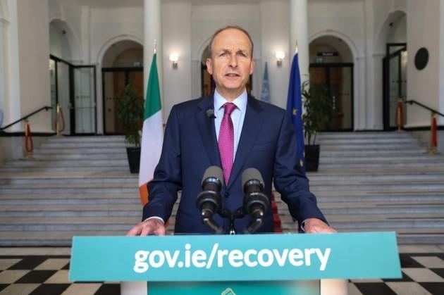 Taoiseach Michael Martin 02
