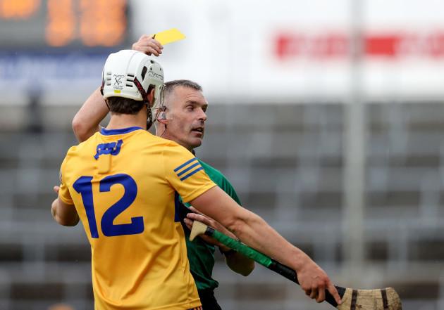 james-owen-shows-aidan-mccarthy-a-yellow-card
