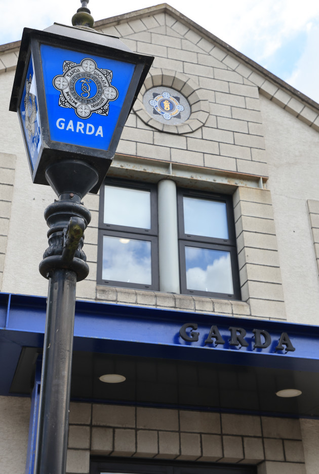 Newbridge Garda Station 005