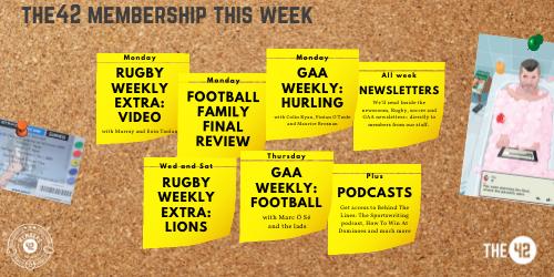 Copy of this week membership in line