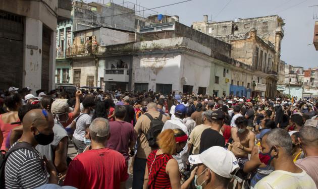 cuba-protest