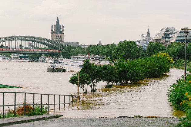 germany-cologne-floods