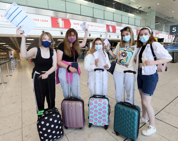 1184 Dublin Airport