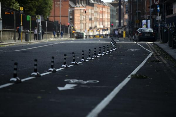 Cycle lane118