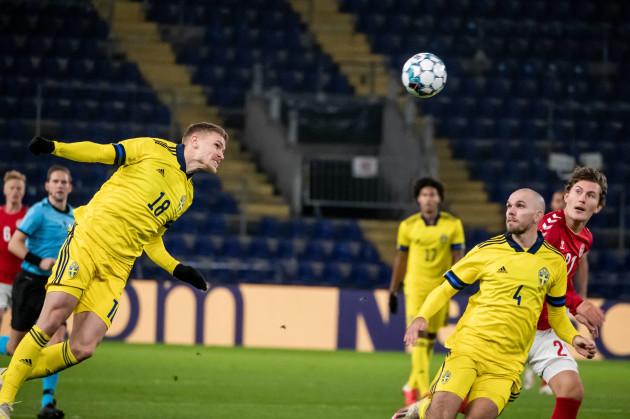 denmark-v-sweden-international-friendly-brondby-stadium