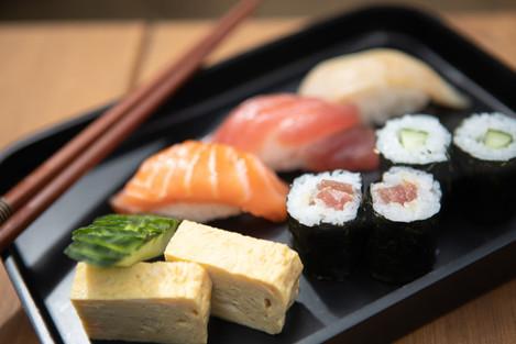 Sushi Moriawase - Matsu Restaurant