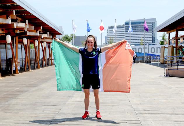 kellie-harrington-announced-as-flag-bearer-for-the-team-ireland