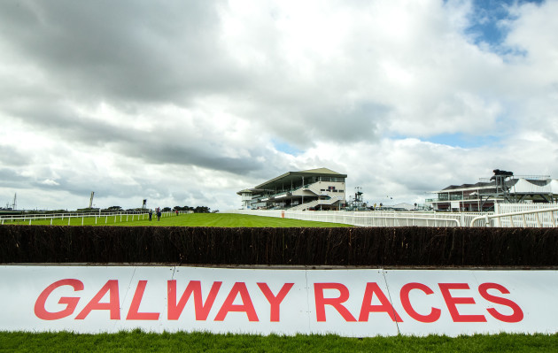 a-view-of-galway-racecourse-ahead-of-2020-galway-racing-festival-day-1