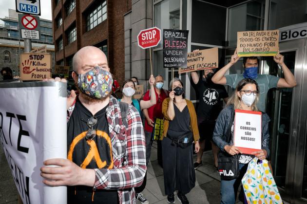brazilians-protest-against-jair-bolsonaro-in-dublin-ireland-24-jul-2021