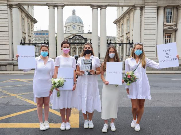 Bride Protest 008