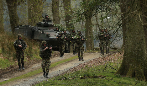 53rd-infantry-group-exercise