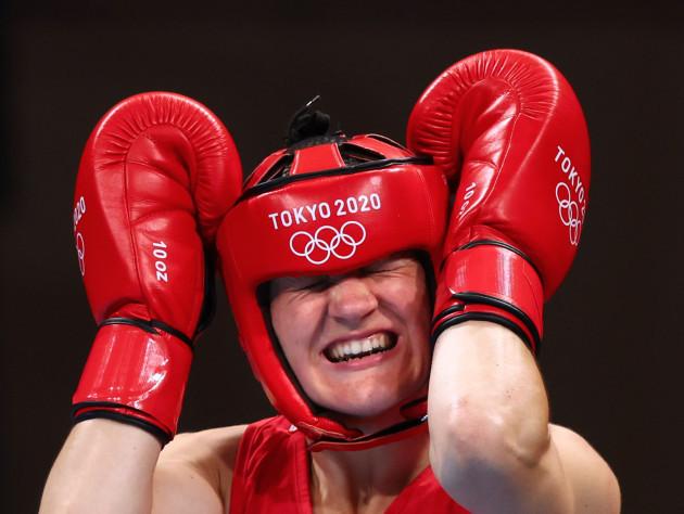 kellie-harrington-before-her-fight