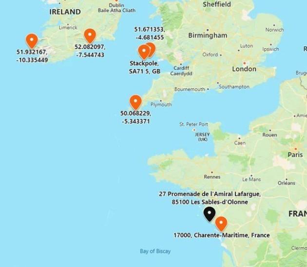 Walrus-Travels-Map