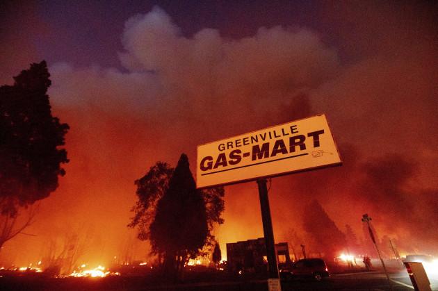 california-wildfires