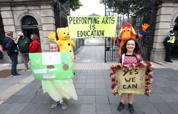 9301 Dancing Protests