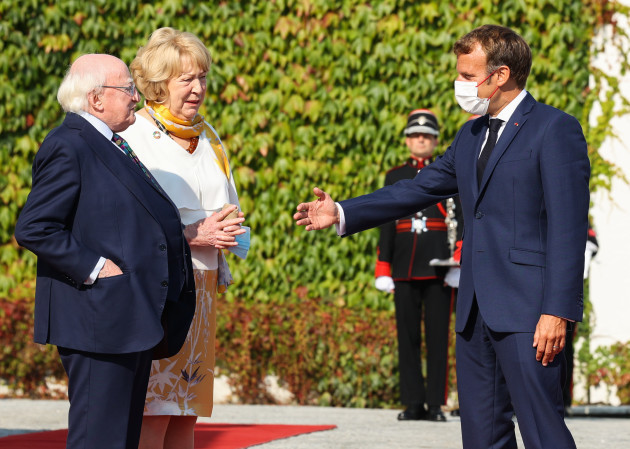 Macron at Aras 003