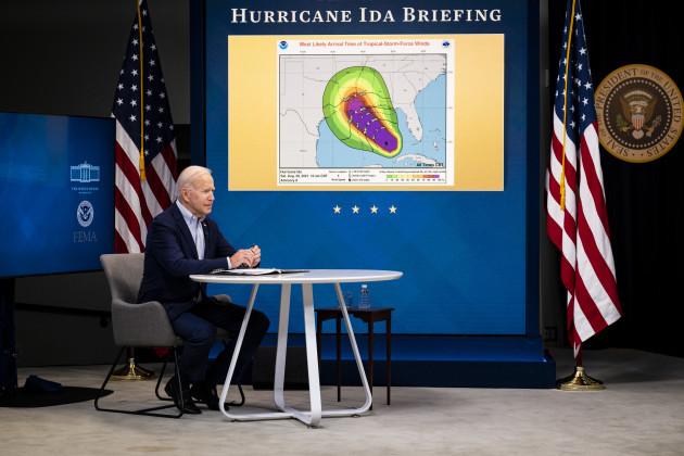 president-biden-fema-briefing-on-hurricane-ida