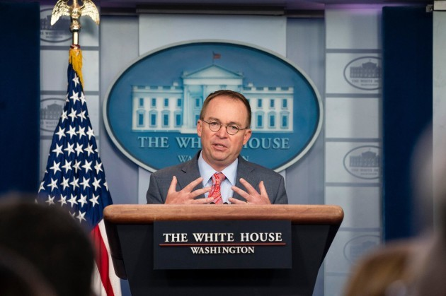 washington-united-states-of-america-17-october-2019-white-house-acting-chief-of-staff-mick-mulvaney-speaks-with-reporters-in-the-james-brady-press-briefing-room-at-the-white-house-october-17-2019