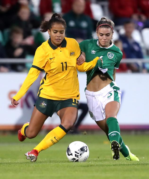 republic-of-ireland-v-australia-womens-international-friendly-tallaght-stadium