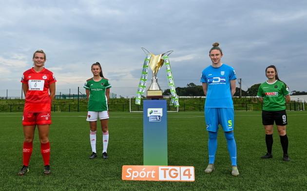 tg4-womens-national-league-photocall
