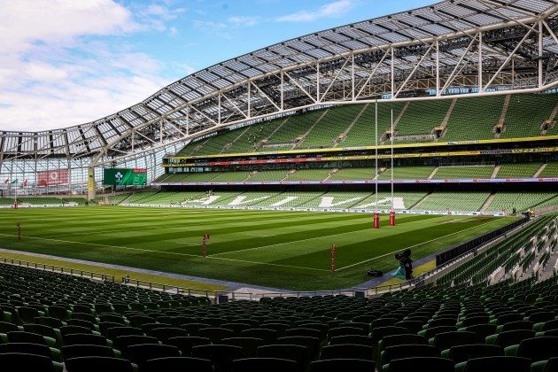 a-general-view-of-the-aviva-stadium-ahead-of-the-game