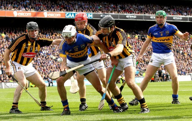 Tipperary V Kilkenny All Ireland Shc Semi Final Match