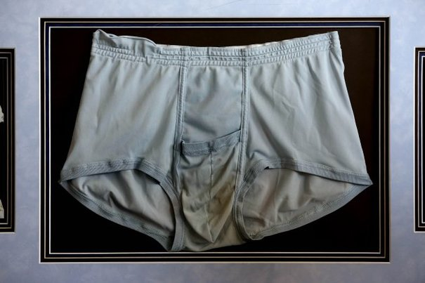 Undies worn by Elvis Presley to be sold at auction · The