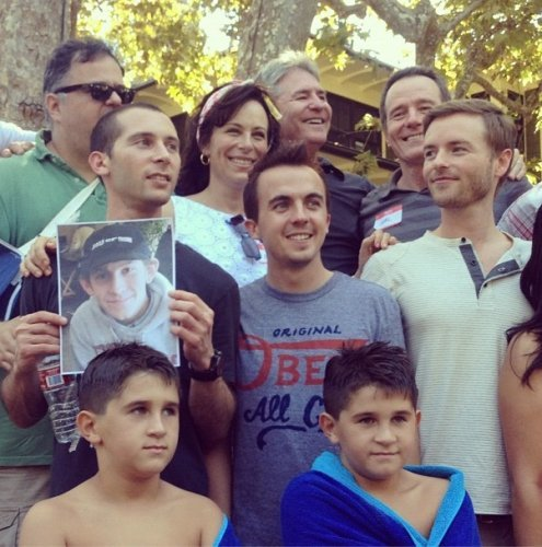 reunion of the day malcolm in the middle pictures the daily edge