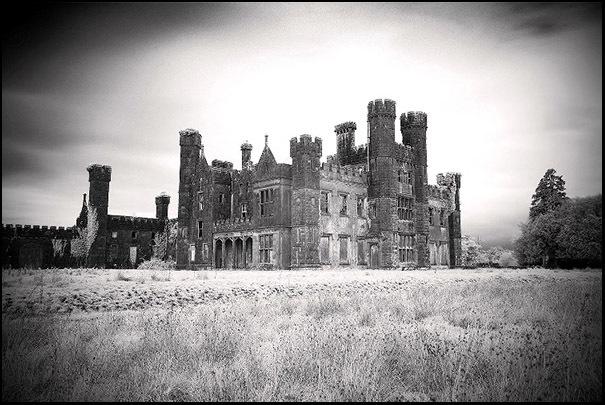 Hidden Ireland: Abandoned and ruined 'big houses