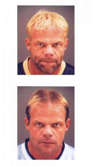 The 20 most amazing mugshots of famous athletes · The42