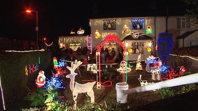 Photos: Is this the most festive house in Ireland? · The Daily Edge