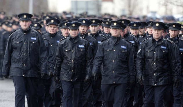 Priest calls for 'reflection on need for further policing