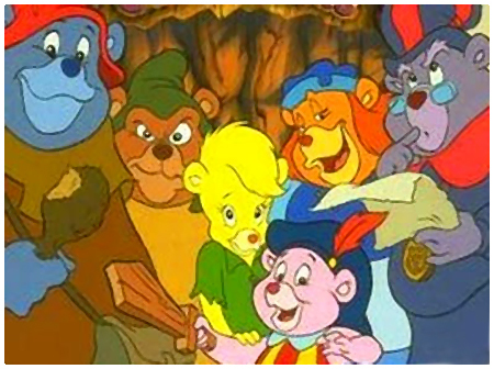 Quiz time! How well do you know the cartoons of the 80s and 90s?