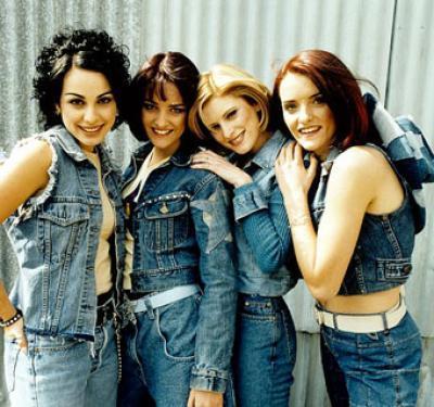 lesbian 90s Girl bands