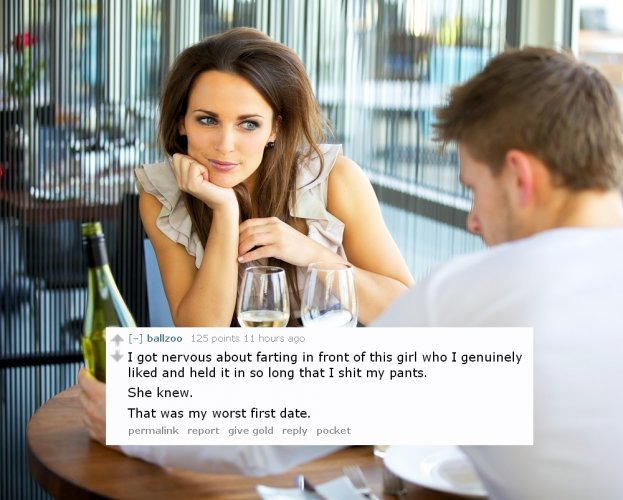 9 of the most horrifying first-date stories of all time