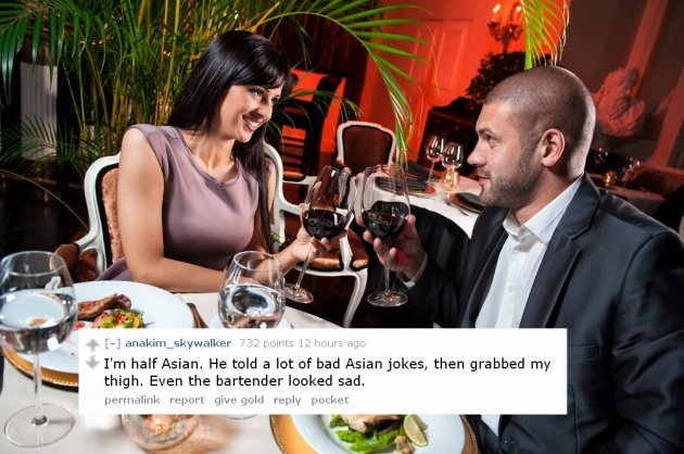 online dating bad stories
