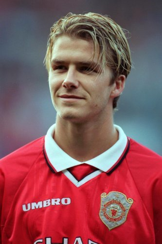 The Hairvolution Of David R Beckham In 14 Photos 183 The