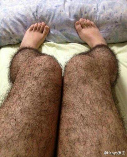 women very hairy